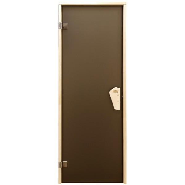 Дверь для бани и сауны Tesli Lux RS 1900 x 700