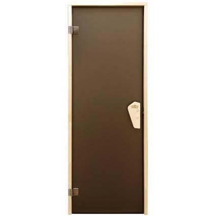 Дверь для бани и сауны Tesli Lux RS 1900 x 700, фото 2