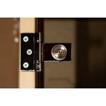 Дверь для сауны и хаммама Tesli Сезам 2050 х 800, фото 3
