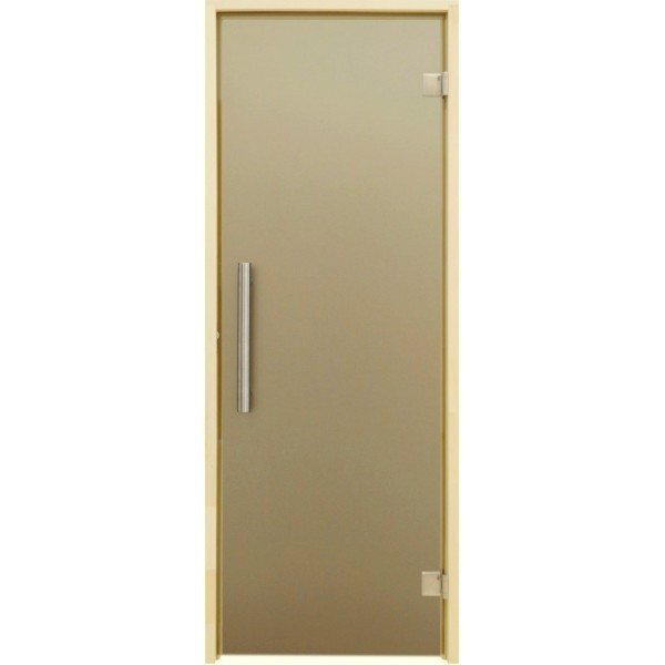 Двері для лазні та сауни Tesli Steel 2000 х 683