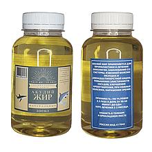 Акулячий жир (Жир печінки катрана) 200 мл Алтайвитамины