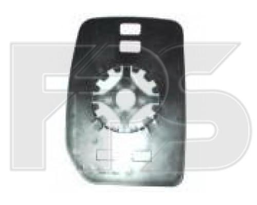 Вкладиш дзеркала Ford Transit 06-13 лівий верхн. (FPS) FP 2801 M51