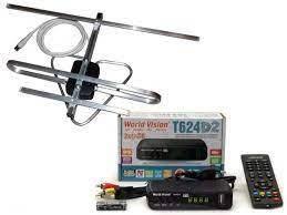 ТВ-тюнери та антени