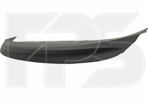 Спойлер заднього бампера Hyundai Elantra AD '16-18 (FPS)