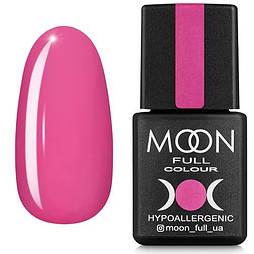 Гель-лак Moon Full №120 натуральный розовый, 8мл.