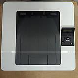 Принтер HP LaserJet 402 DN пробіг 5 тис. сторінок з Європи, фото 2