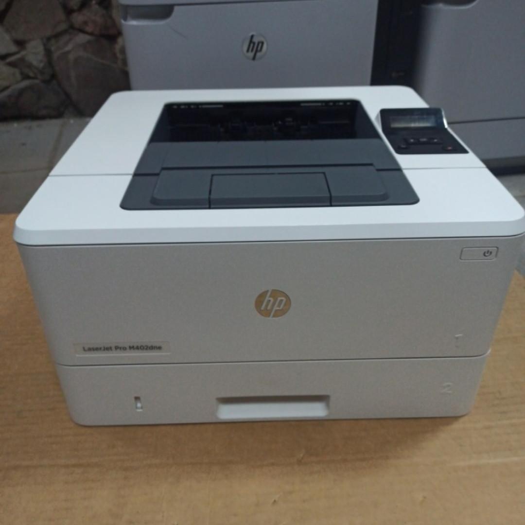 Принтер HP LaserJet 402 DN пробіг 5 тис. сторінок з Європи
