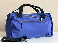 Спортивна синя сумка, фото 1