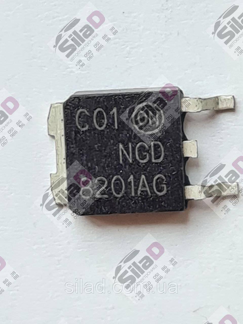 Транзистор NGD8201AG ON Semiconductor корпус DPAK