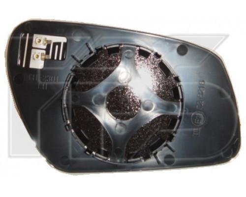 Вкладиш дзеркала Ford Fusion 06-10 лівий