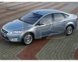 Лобове скло з обігрівом Ford Mondeo '09-13 (XYG) + креп. датч. вологості світла, фото 3