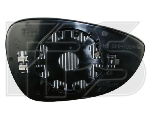 Вкладиш дзеркала Ford Fiesta 09 - лівий (FPS) FP 2810 M53