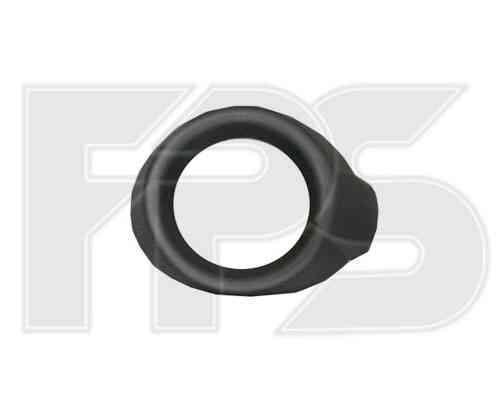 Рамка протитуманної фари Ford Focus III (11-14) чорний ліва 1703891