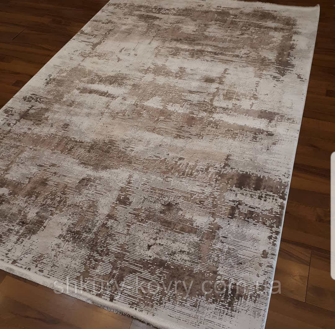 Затертые современные винтажные ковры из натурального бамбука
