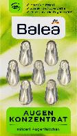 Капсулы для лица Balea Konzentrat Augen, 7 шт