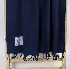 Плед Bombay - Sapphire синій 145*160