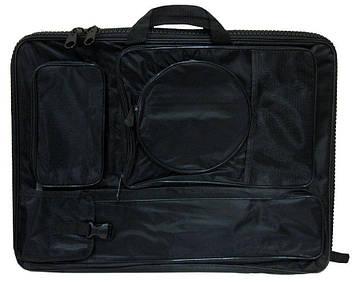 Папка-рюкзак для художника А2 с отделениями Bg-2