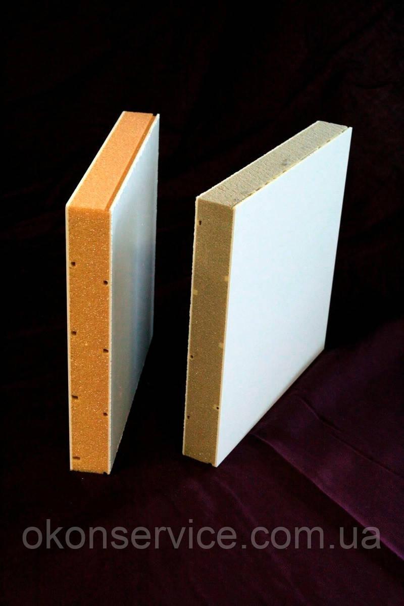 Сэндвич-панель 40 мм для ПВХ дверей