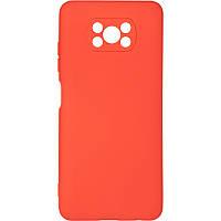 Чехол Full Soft для Xiaomi Poco X3 Red