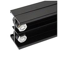 Рельсы направляющие VISICO CT-3M-D DOUBLE TRACK для подвесной системы пантографов Visico CT-04, фото 7