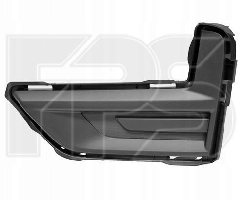 Решітка бампера правий (без отв.) Nissan X-Trail T32 '17- (FPS)