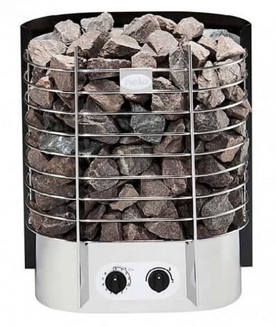 Электрокаменка для сауны и бани Helo RING WALL 80 STJ 8 кВт, фото 2