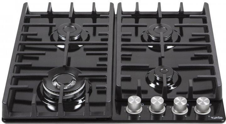 Варочная поверхность газовая VENTOLUX HSF 640-F2 CEST (BK)