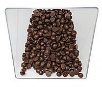 Шоколадные дропсы молочные 10 кг Украина (905-С)