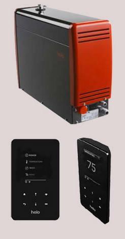 Парогенератор для хамама Helo HNS 95 Т1 9,5 кВт, фото 2