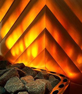 Комплект ефект полум'я VP15 FL - F310 Cariitti для лазні та сауни, фото 2