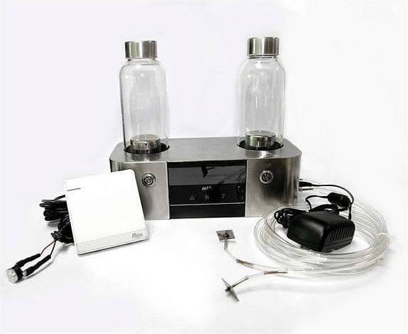 Насос-дозатор для ароматів EcoFlame NEW на 2 аромату для хамаму, фото 2