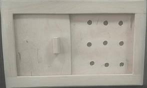 Задвижка вентиляционная / ольха 250мм*160мм для бани и сауны