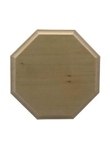 Вентиляційна Заглушка Greus восьмигранна для лазні та сауни, фото 2