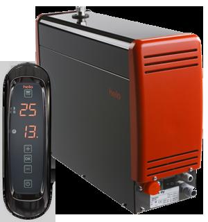 Парогенератор для хамаму Helo HNS 34 M2 3,4 кВт