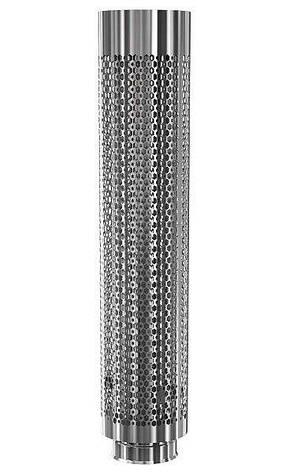 Сетка для камней на трубу 1000 мм Ø 115/200 мм для бани и сауны, фото 2