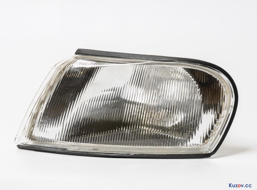 Покажчик повороту Opel Vectra B 96-02 лівий, білий (Depo) 442-1503L-UE 90512150