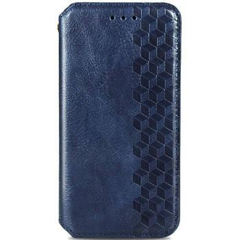 Кожаный чехол книжка GETMAN Cubic (PU) для ZTE Blade A7 Fingerprint
