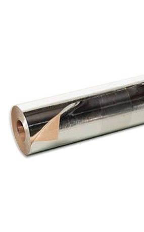 Фольга в рулоні 1,25 м / 24 м для лазні та сауни, фото 2