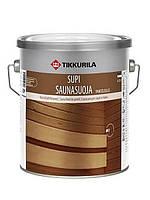 Просочення для вагонки SUPI SAUNASUOJA 2,7 л для лазні та сауни
