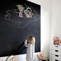 Самоклейка, темний, PATIFIX, для малювання, письма, крейда, чорна, 45см