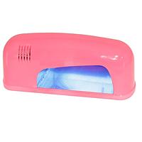 УФ лампа для сушіння нігтів SM-906, 9 Вт