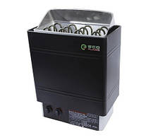 Каменки для сауни і лазні EcoFlame AMC 90-D 9 кВт + пульт CON4