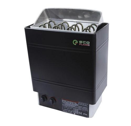 Каменки для сауни і лазні EcoFlame AMC-60 STJ 6 кВт