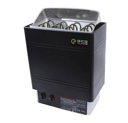 Каменки для сауни і лазні EcoFlame AMC-60 STJ 6 кВт, фото 2
