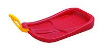 Зимние санки-ледянка CRAZY RUN, красные