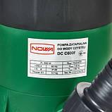Насос погружной дренажный для чистой воды NOWA DC C600f, фото 5