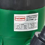 Насос погружной дренажний для чистої води NOWA DC C750f, фото 5