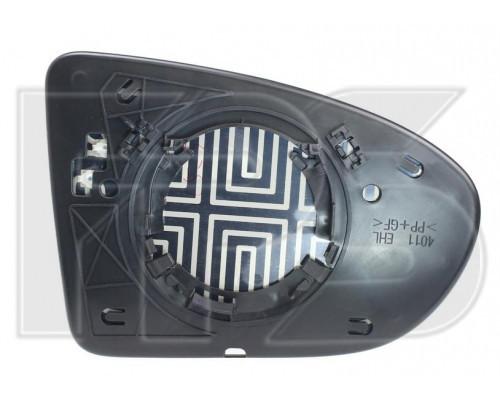 Вкладиш дзеркала Nissan Qashqai 06-14 лівий (FPS)