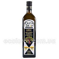"""Оливковое масло """"Creta Drop"""" Classic рафинированное 1 л, Греция"""