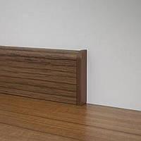 Заглушка права ПВХ для підлоги 2,5 м різного кольору до плінтусу 500-